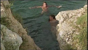 phoebe cates swimming pool scene