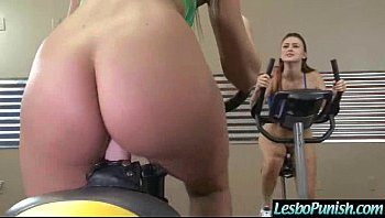 girl riding a dildo