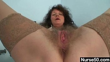 middle aged hairy pussy