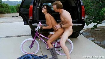 sex on a bike