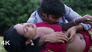 tamil aunty romance video