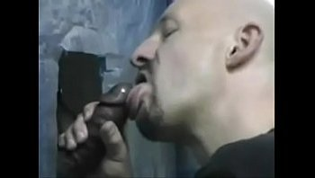gay gloryhole cum swallow